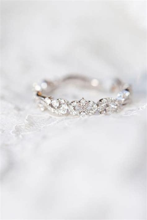 9 Beautiful Wedding Bands by This Beautiful Kara Schneidawind Wedding Ring Looks