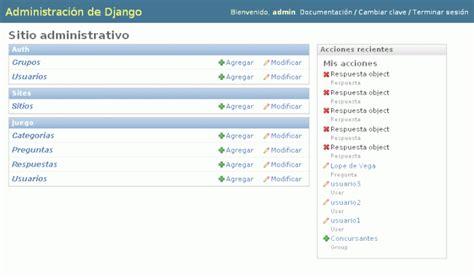 django https tutorial programacion web tutorial django