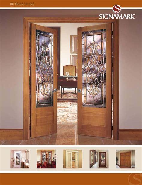 Reeb Interior Door Catalog Door Catalog Click To Enlarge Image Signamark Exterior Doors Page 40 Jpg