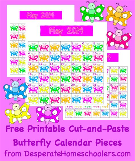 printable calendar pieces free may printable cut and paste calendar pieces free