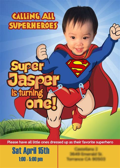 superman superpowers card template 25 best ideas about superman invitations on