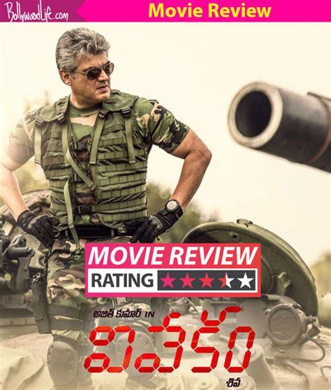 film action rating tertinggi 2017 vivegam movie review ajith kumar is the ultimate dynamo