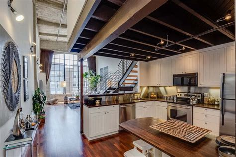 Sf Interior Design by Spacious Loft In San Francisco Luxury Topics Luxury