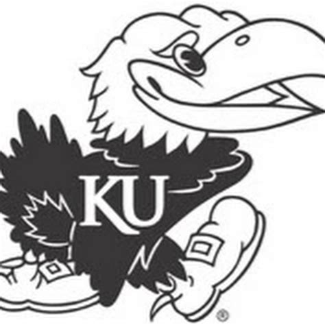 ku basketball coloring pages kansas jayhawks youtube
