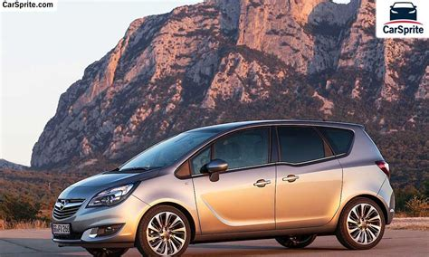 opel meriva 2016 opel meriva 2016 prices and specifications in egypt car