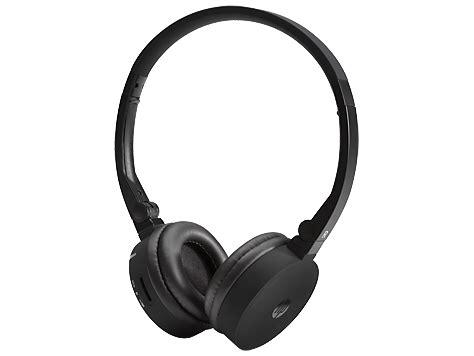 Headset Wireless Hp hp h7000 black bluetooth wireless headset h6z97aa hp 174 united kingdom