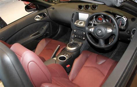 nissan roadster interior the gallery for gt nissan 350z back interior