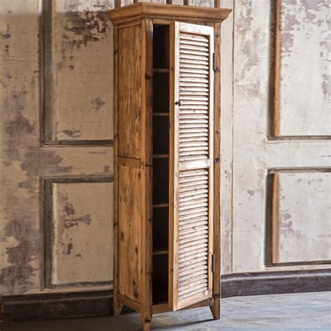 Shutter Cabinet by Park Hill Collection Shutter Cabinet Sdf3077