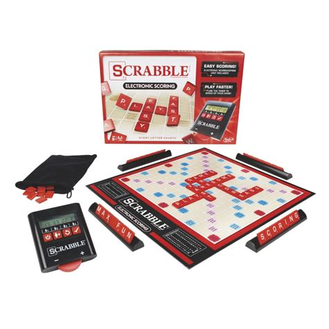 scrabble hasbro dictionary electronic scrabble on sale for 8 19