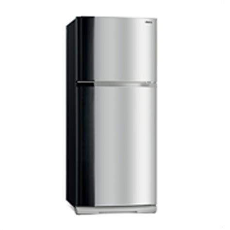 Dispenser Langsung Kulkas jual kulkas mitsubishi 2 pintu besar mr f62e sl n murah
