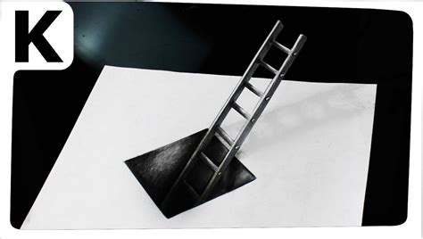 how to make 3d illusion 3d optical illusions drawings www imgkid com the image