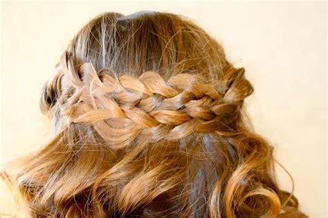 cute hairstyles no braids pancake braids bohemian hairstyles cute girls hairstyles