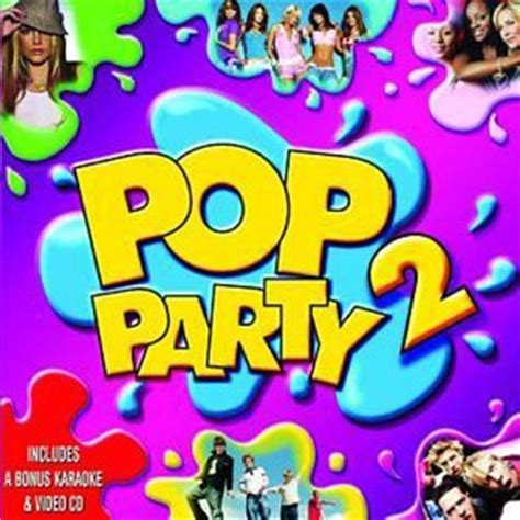Pop Cd pop 2 includes bonus karaoke cd co uk
