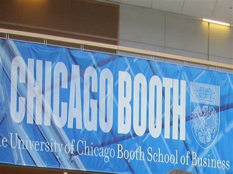 Booth Part Time Mba Salary by Rank 5 Of Chicago Booth School Of Business