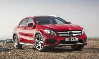Crossover Mercedes Mercedes Gla Crossover Launch Date Is September 30