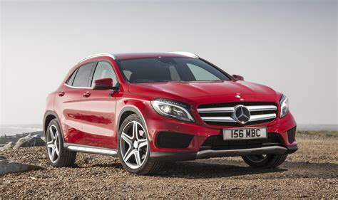 mercedes gla crossover launch date is september 30