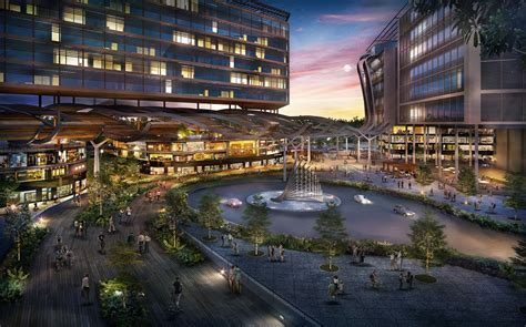 jurong innovation district  future  living