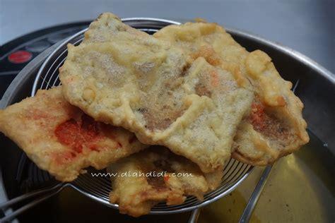 diah didis kitchen oncom goreng