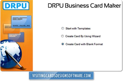 what program to use to make business cards business cards design software make visiting commercial
