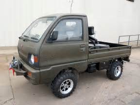 Mini Truck Mitsubishi Mitsubishi Mini Truck Even Japanese Mini Trucks Get Some