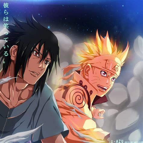 Kaos Anime Uzumaki Sasuke sasuke bersatu uzumaki boruto
