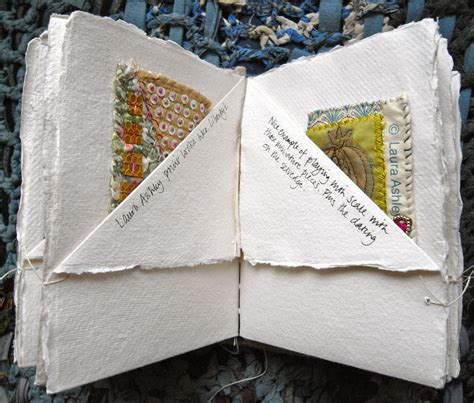 Handmade Paper Ideas - sle book of secrets annjrippin s