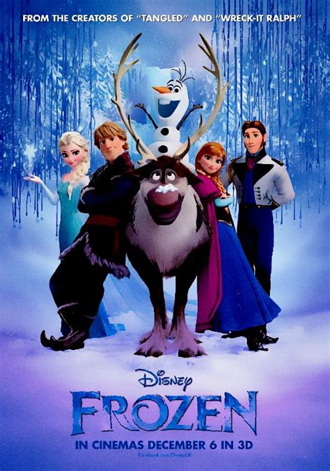 frozen cartoon film 2 frozen movie poster