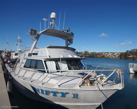 fishing charter boat st helens star aluminium fishing quot nifty ii quot commercial vessel