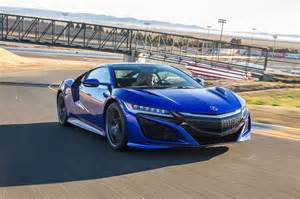 2017 acura nsx drive roadtest review automobile