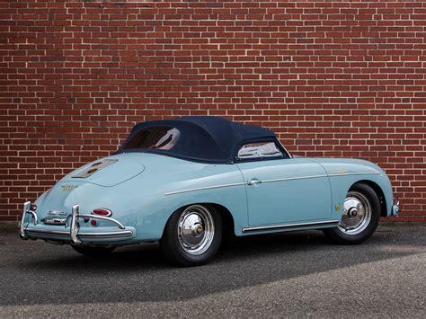 porsche speedster 2017 rm sotheby s 1958 porsche 356 a speedster by reutter