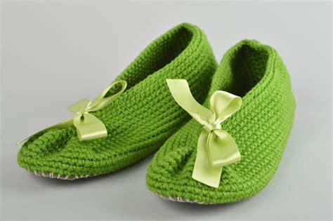 pantuflas hechas a mano zapatos deportivos para damas madeheart gt zapatillas de casa hechas a mano a crochet