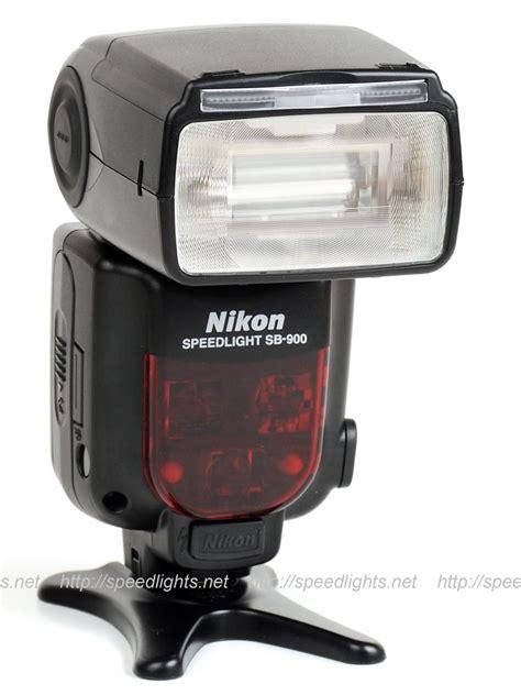 Nikon Sb 900 speedlight
