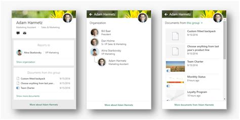 Office 365 Turn Conversation New Quot Experiences Quot Throughout Office 365 Microsoft