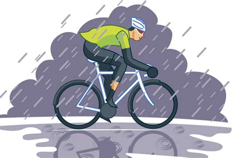 raincoat for bike riders increase your annual mileage serendipities of life