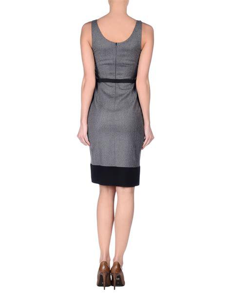 Fendi Dress fendi dress in gray grey lyst