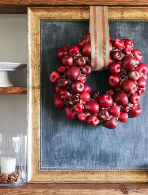 apple decor for home 10 diy apple decorations for autumn home design and