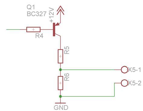 transistor yx8018 pwm mit transistor verst 228 rken mikrocontroller net