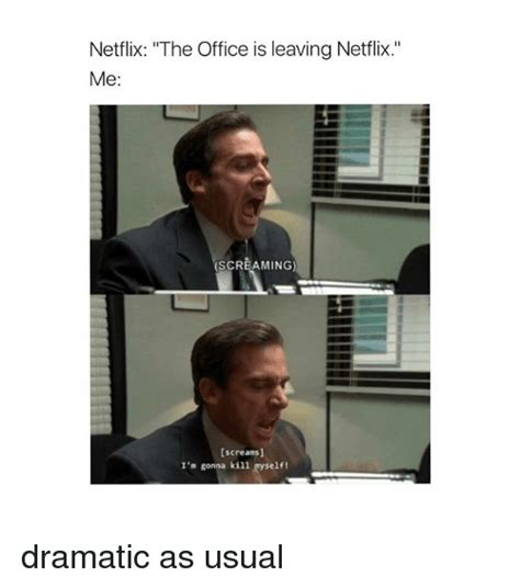 Office Killing The Office Memes Of 2017 On Sizzle The Office Quotes