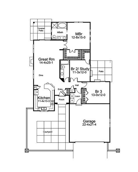 Home Plans And More San Saguaro Florida Style Home Plan 007d 0222 House Plans And More
