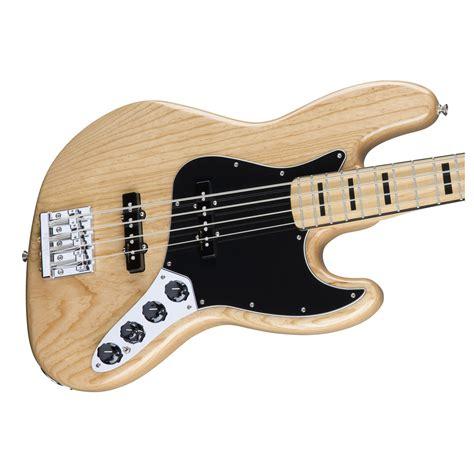 Gitar Bass Fender Jazz Bass 159 fender deluxe active jazz bass guitar at gear4music