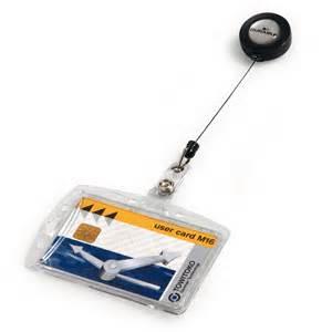 durable bo 238 te de 10 porte badges de s 233 curit 233 avec