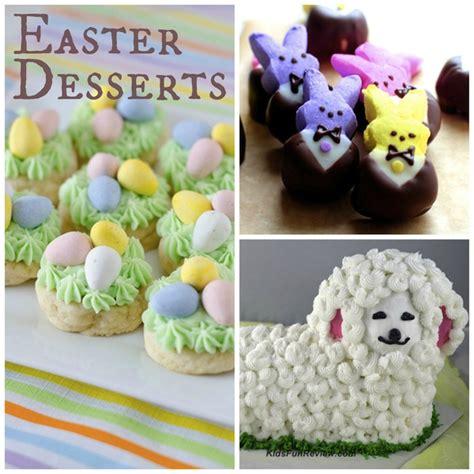 easter desserts 16 celebrational easter desserts