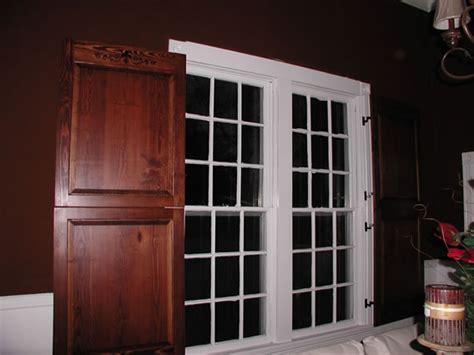 Interior Raised Panel Shutters by Exterior Shutters Shutter Images From Sunbelt Shutters