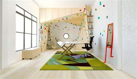 idea for home climbing wall house type things