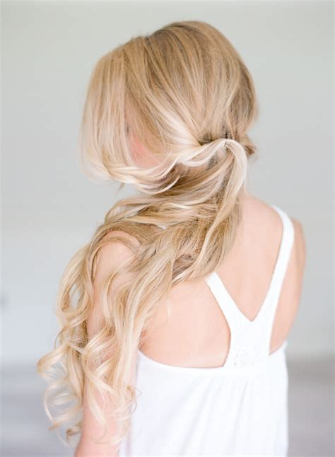 Wedding Hairstyles That Last All Day by Tutorial Easy Wedding Hairstyle To Last All Day