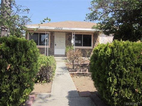 10630 el dorado ave pacoima california 91331 foreclosed
