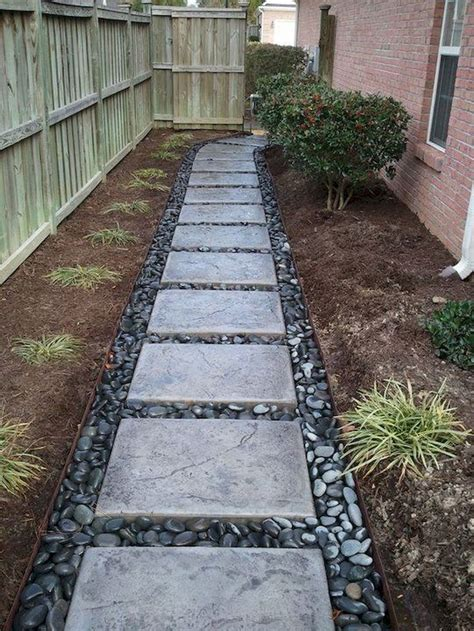 best 25 front yard walkway ideas on pinterest front