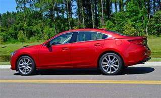 2015 mazda6 i grand touring review test drive