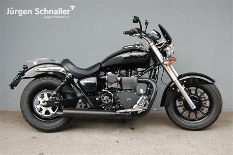 Triumph Motorrad Usa by Umgebautes Motorrad Triumph America Von J 252 Rgen Schnaller
