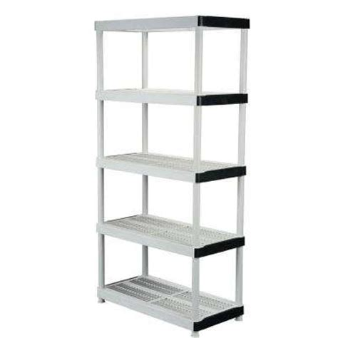 Shelves For Garage Home Depot by Garage Shelves Racks Garage Storage The Home Depot